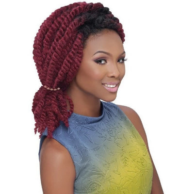 "Harlem 125 African Braid Durban Twist 14"" - LocoBeauty"