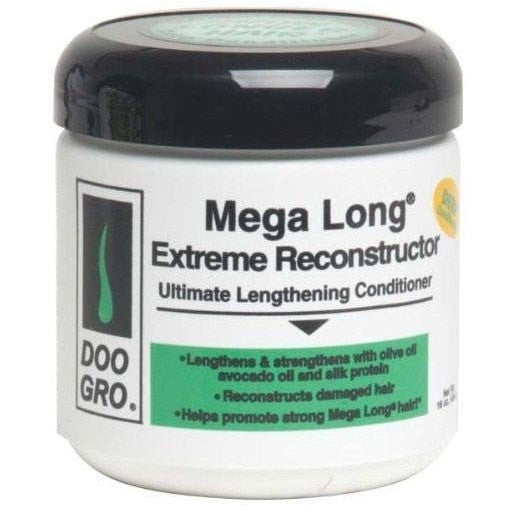 DOO GRO Mega Long Extreme Re-constructor Ultimate Lengthening Conditioner 16 Ounce