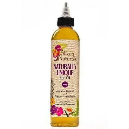 Alikay Naturals Naturally Unique Loc Oil 8 Ounce - LocoBeauty