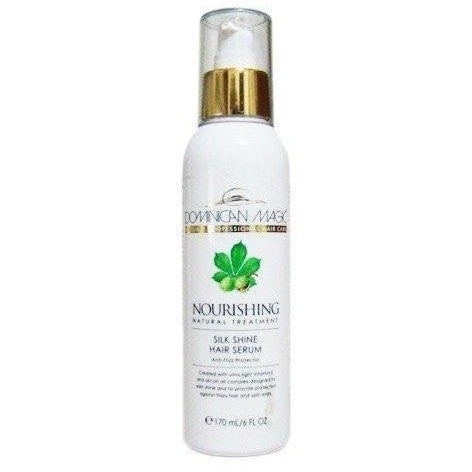 Dominican Magic Nourishing Silk Shine Hair Serum 6 Ounce
