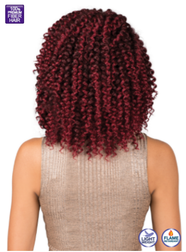 Bobbi Boss Brazilian Water Curl 10'' - Locobeauty