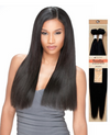Sensationnel Bare & Natural Unprocessed Brazilian Human Hair Natural Yaki - Locobeauty