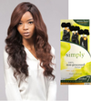 Outre Simply 7 Non-Processed Brazilian Human Hair Natural Deep - Locobeauty