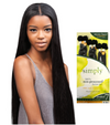 Outre Simply 7 Non-Processed Brazilian Human Hair Natural Straight - Locobeauty