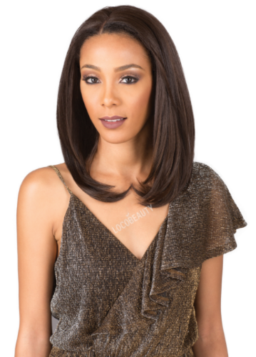 Bobbi Boss DesignerMix Fully Hand-Tied Lace Front Wig MBDLF001 Sabrina - Locobeauty