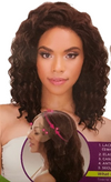 Janet Collection 360 Crown Closure 100% Human Hair Lace Frontal  Deep Wave 13'' X 4'' - Locobeauty