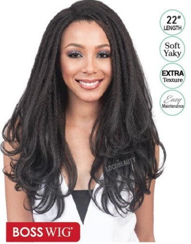 Bobbi Boss Premium Synthetic Wig M693 SHAWNNA