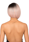 Bobbi Boss MLF219 Nadine Short Synthetic Lace Front Wig - Locobeauty