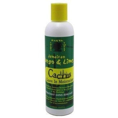 Jamaican Mango & Lime Cactus Leave In Moisturizer 8 Ounce