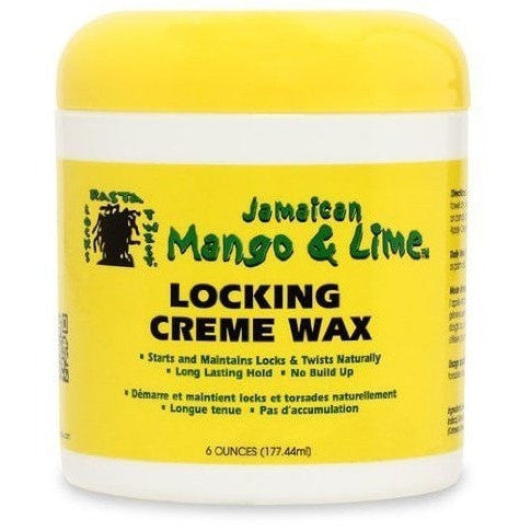 Jamaican Mango & Lime Locking Creme Wax 6 Ounce