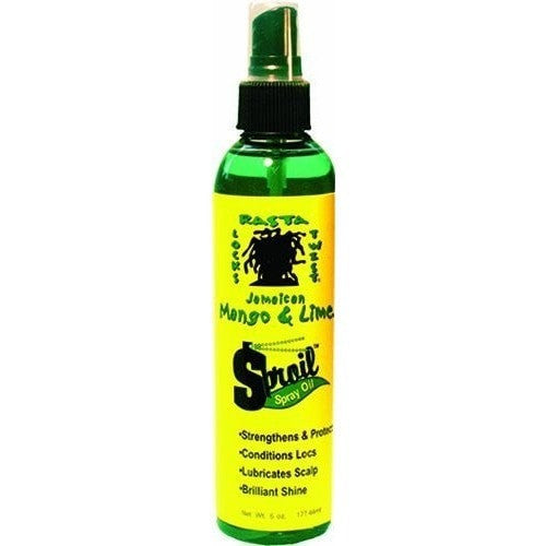 Jamaican Mango & Lime Sproil Spray Oil 6 Ounce