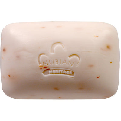 Nubian Heritage Coconut & Papaya Bar Soap Polishing & Renewing 5 Ounce