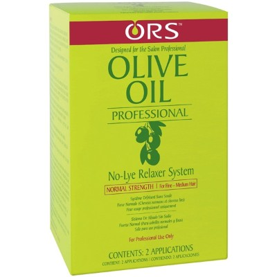 ORS Olive Oil No-Lye Hair Relaxer Normal