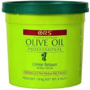 ORS Olive Oil Professional No-Base Creme Relaxer Normal Strength