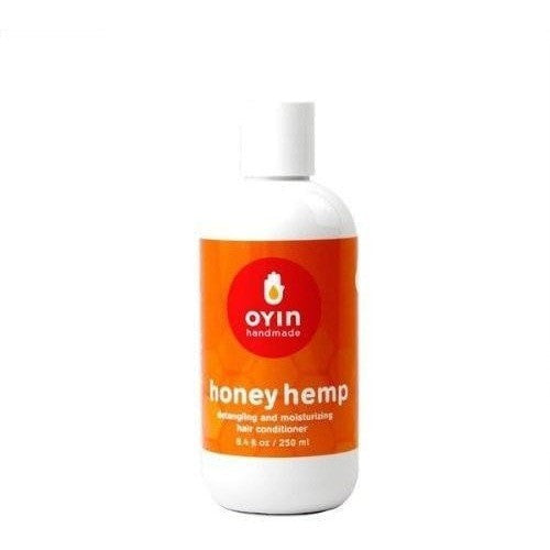 Oyin Handmade Honey Hemp Conditioner, 8.4 Ounce