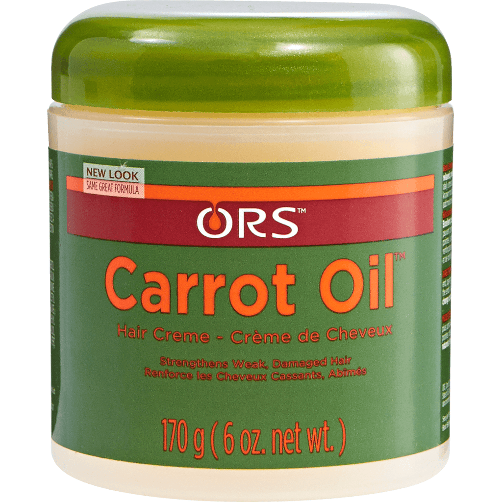 ORS Carrot Oil Hair Creme 6 Ounce
