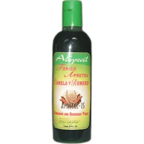 Alopecil Cinnamon and Rosemary Tonic 8 Ounce - LocoBeauty