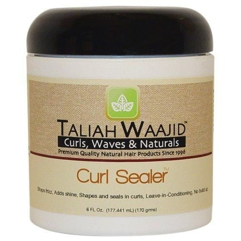 Taliah Waajid Curls, Waves and Naturals Curl Sealer 6 Ounce