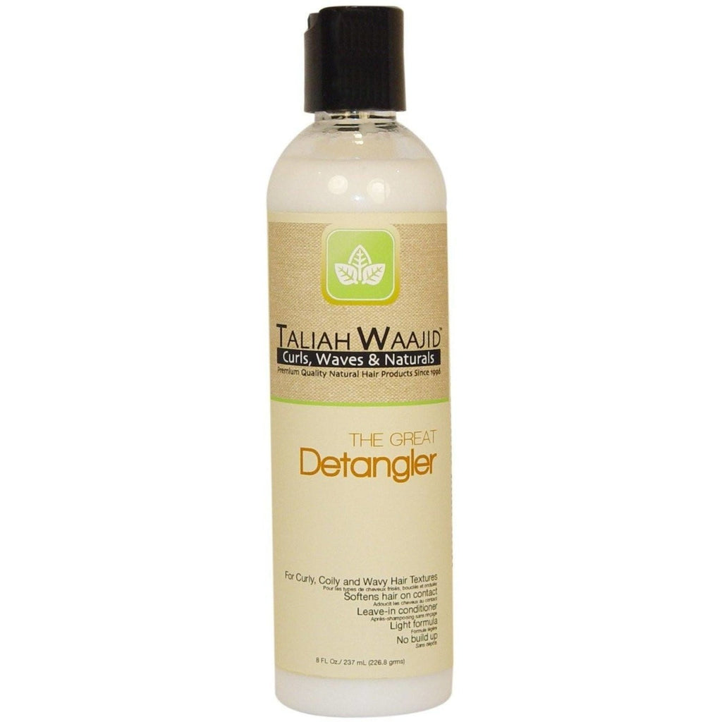 Taliah Waajid Curls, Waves and Naturals The Great Detangler 8 Ounce