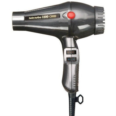 Turbo Power Twin Turbo 3200 Hair Dryer - LocoBeauty