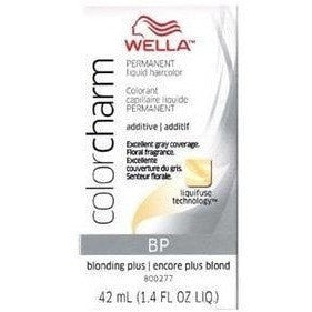 Wella Color Charm Permanent Liquid Hair Color Additive