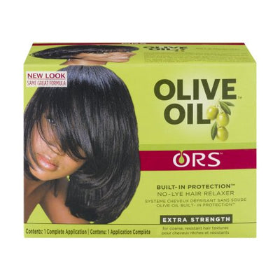 ORS Olive Oil No-Lye Hair Relaxer Extra Strength - Locobeauty