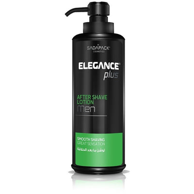 Elegance Plus After Shave Lotion Men 16.9 Ounce