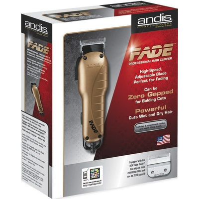 Andis Fade Hair Clipper 66245 - LocoBeauty