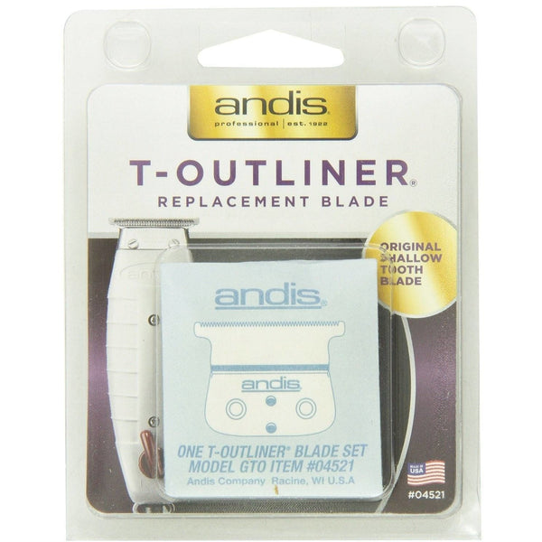 Andis T-Outliner Trimmer Replacement Blade Set 04521