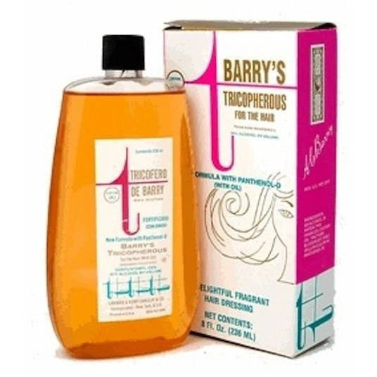 Barry's Tricopherous Hair Dressing With Oil