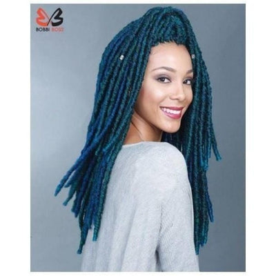 Bobbi Boss Senegal Bomba Dreadlocks Faux Locs Soul - LocoBeauty