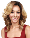 Bobbi Boss Synthetic Hair Lace Front Wig MLF190 Terra