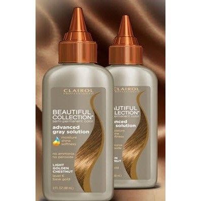 Clairol Professional Beautiful Collection Advanced Gray Solution Semi-Permanent Color - LocoBeauty