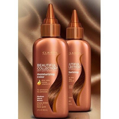 Clairol Professional Beautiful Collection Moisturizing Semi-Permanent Color