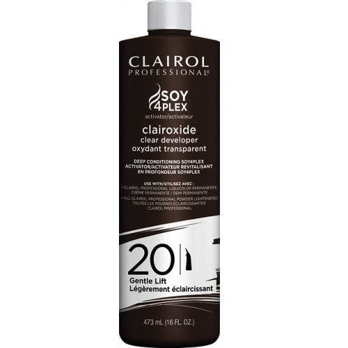 Clairol Clairoxide Clear Developer 16 oz Various Volume