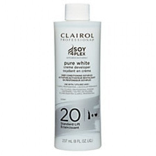 Clairol Pure White Creme Developer 16 oz various volume