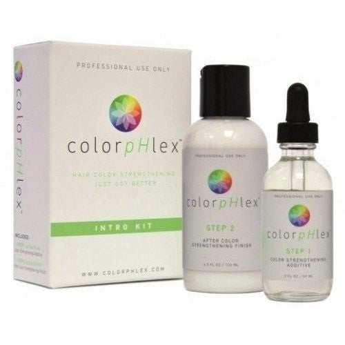 ColorpHlex Hair Color Strengthening Intro Kit