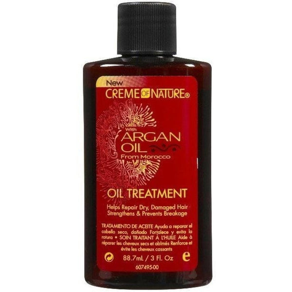 Creme Of Nature Argan Oil Oil Treatment 3 Ounce