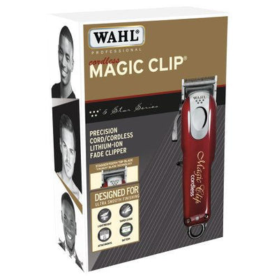 Wahl 5 Star Cordless Magic Clip - Locobeauty