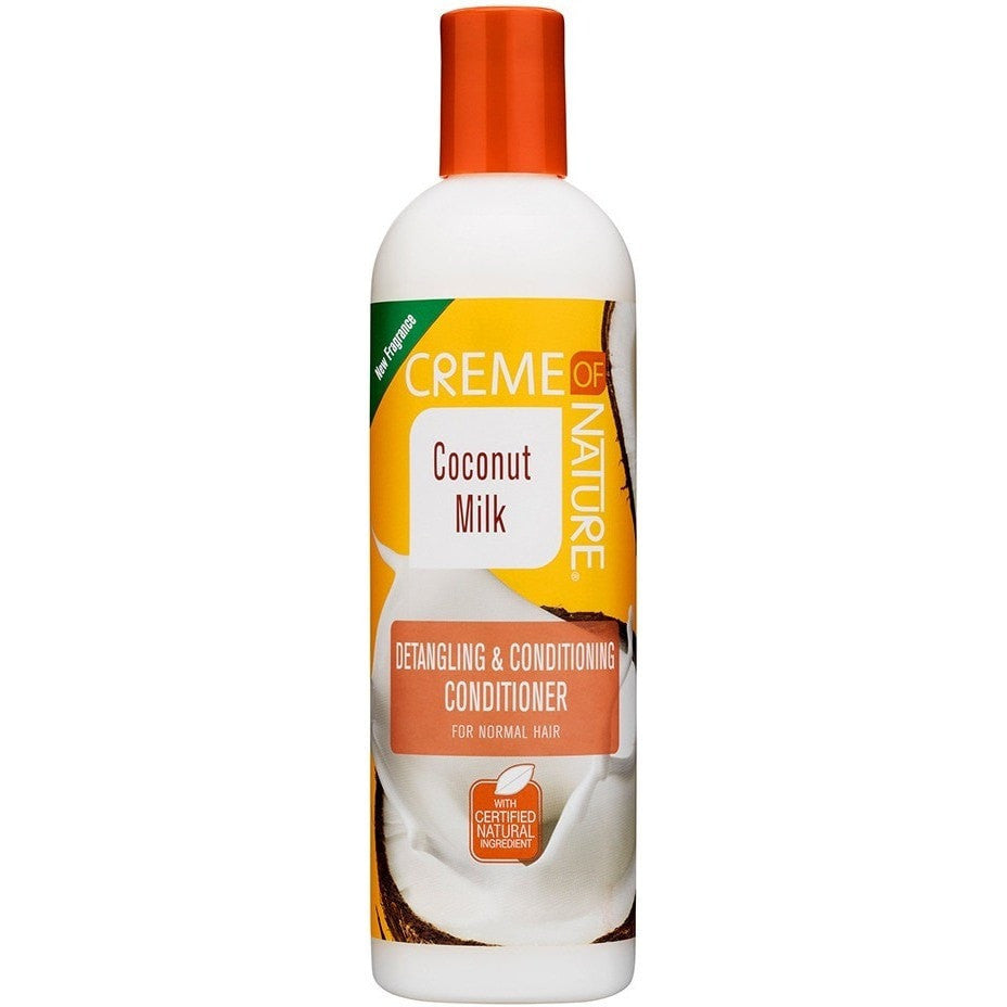 Creme Of Nature Coconut Milk Detangling & Conditioner 12 Ounce