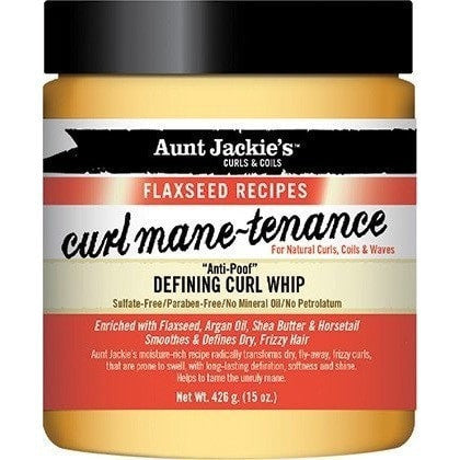 Aunt Jackie's Flaxseed Recipes Curl Mane-tenance 15 oz