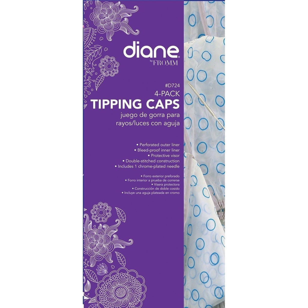 Diane Tipping Cap 4-Pack D724