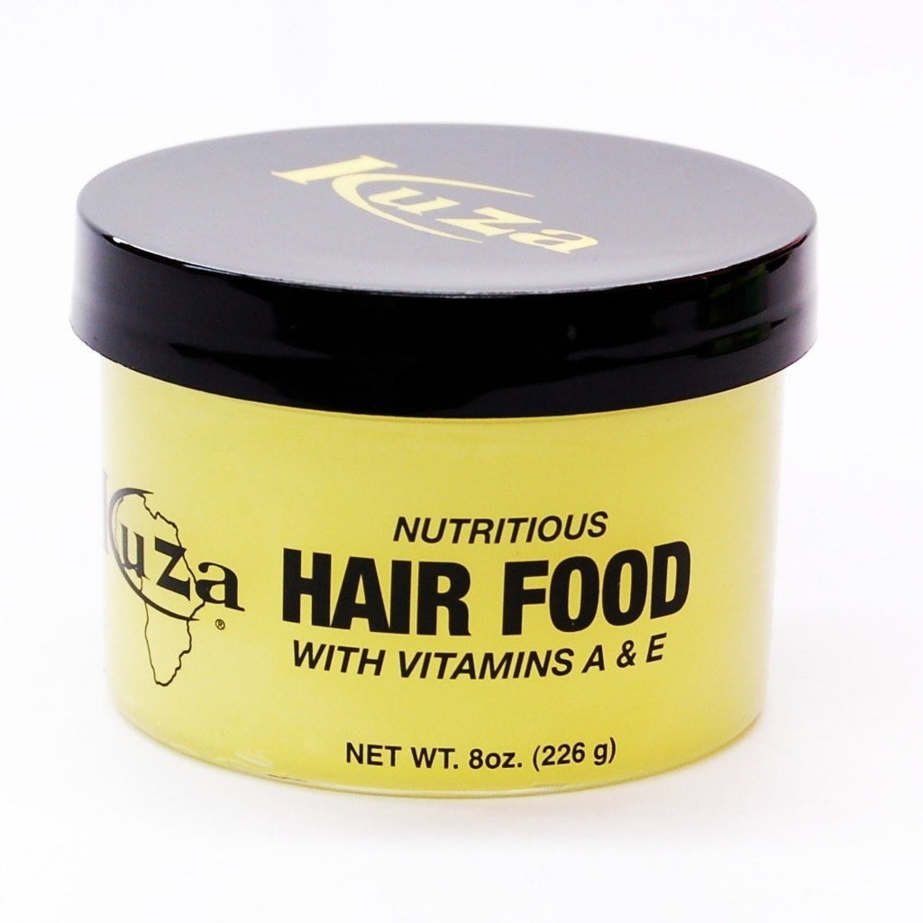 Kuza Nutritious Hair Food With Vitamin A & E 8 Ounce