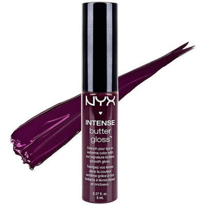 NYX Cosmetics Intense Butter Gloss - LocoBeauty