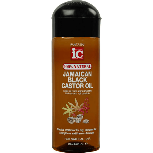 Fantasia IC Jamaican Black Castor Oil 6 oz