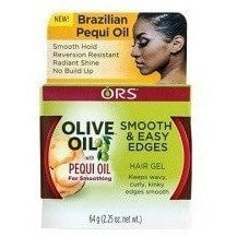 ORS Olive Oil With Pequi Oil For Smoothing Smooth & Easy Edges 2.25 oz