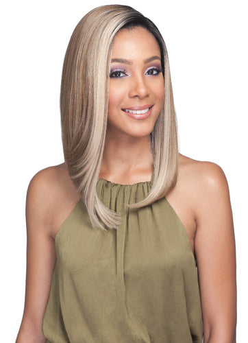 Bobbi Boss MLF362 AMIYAH Synthetic Lace Front Wig - Locobeauty