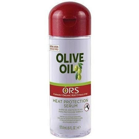 ORS Olive Oil Heat Protection Hair Serum 6 Ounce
