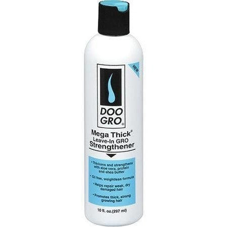 DOO GRO Mega Thick Leave-In Gro Strengthener 10 Ounce