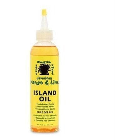 Jamaican Mango & Lime Island Oil 8 Ounce